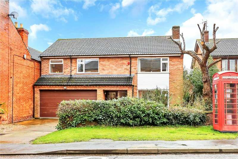 4 Bedrooms Detached House for sale in West End, Long Clawson, Melton Mowbray