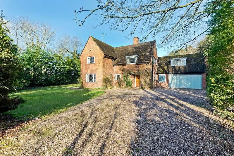 5 Bedrooms Detached House for sale in Bates Lane, Tanworth In Arden