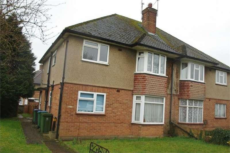 2 Bedrooms Maisonette Flat for sale in High Road, Leavesden, WATFORD, Hertfordshire