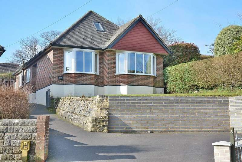 4 Bedrooms Detached House for sale in Dowlands Road, Bournemouth
