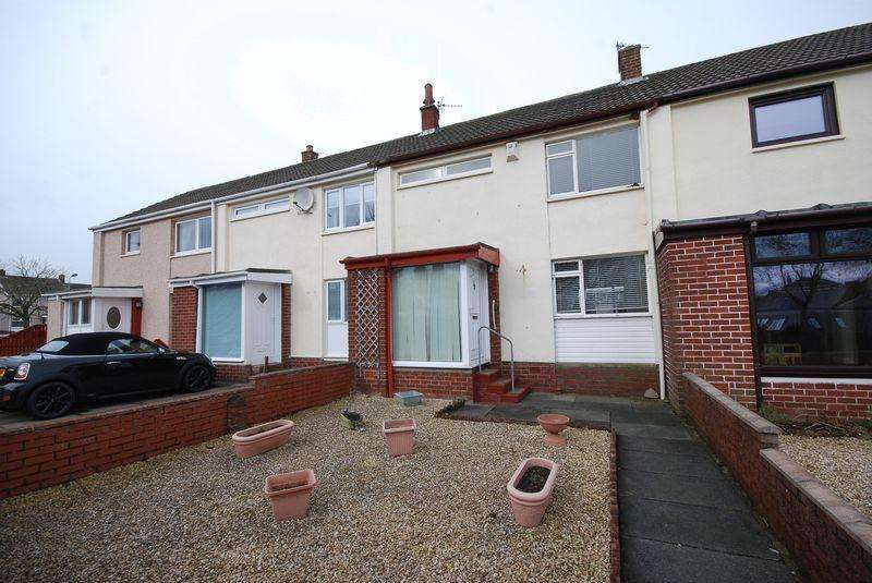 2 Bedrooms Terraced House for sale in 9 Garden Street, Tarbolton, KA5 5QY