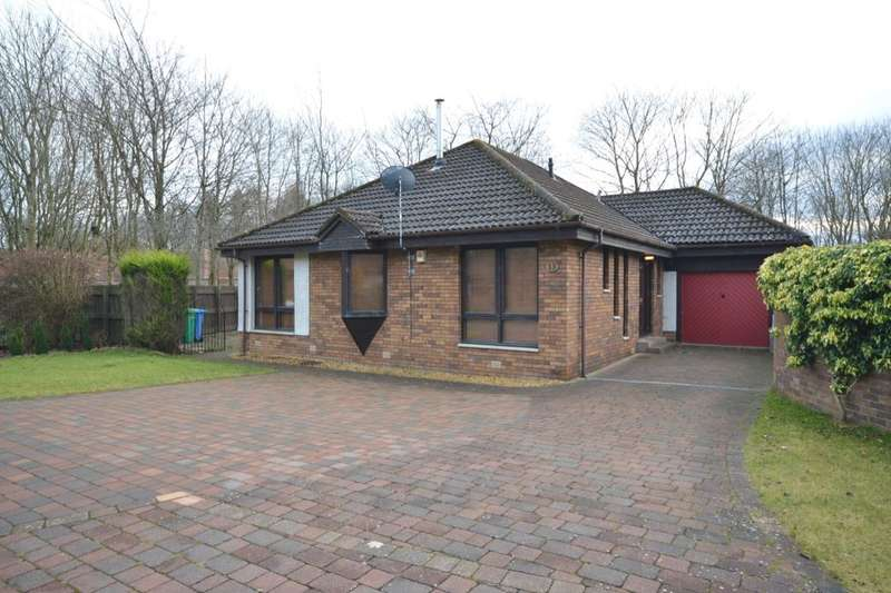 3 Bedrooms Detached Bungalow for sale in Laurieston Park, Glenrothes, KY7