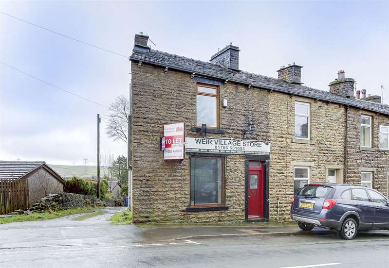 1 Bedroom Property for sale in Burnley Road, Weir, Bacup
