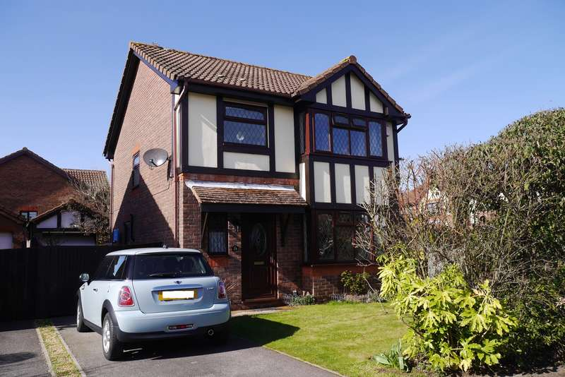 3 Bedrooms Detached House for sale in Rothschild Close, Waterside Park