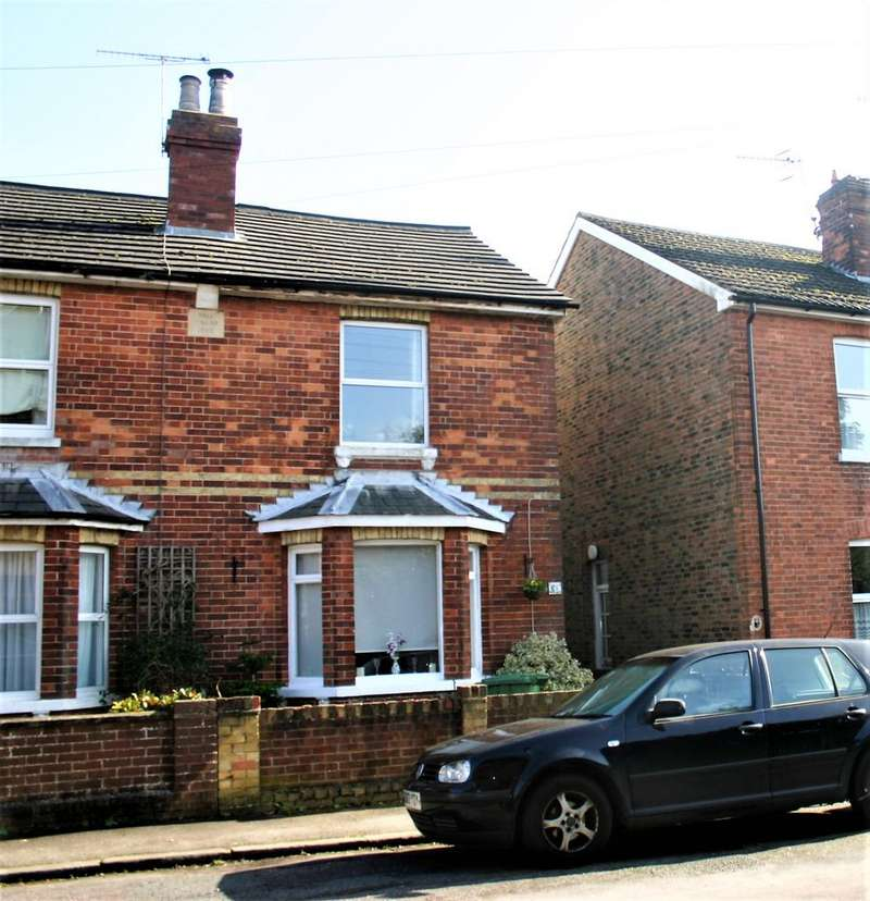 4 Bedrooms Semi Detached House for sale in Nelson Road TN2