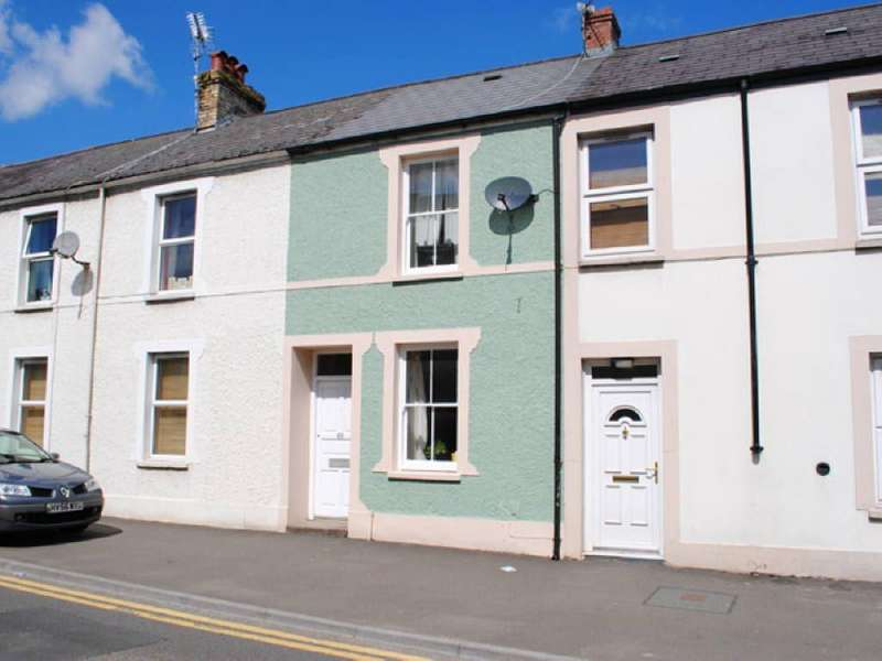 2 Bedrooms House for sale in Priory Street, Carmarthen, Carmarthenshire