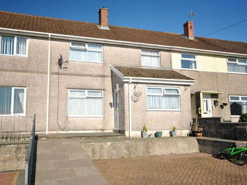 3 Bedrooms House for sale in Russell Terrace, Carmarthen, Carmarthenshire