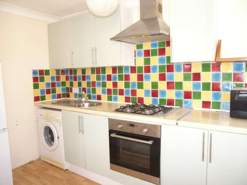 1 Bedroom Flat for sale in Stockwell Green, SW9