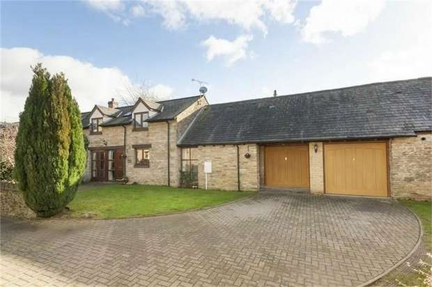 3 Bedrooms Barn Conversion Character Property for sale in Butts Close, Aynho, Banbury, Oxfordshire