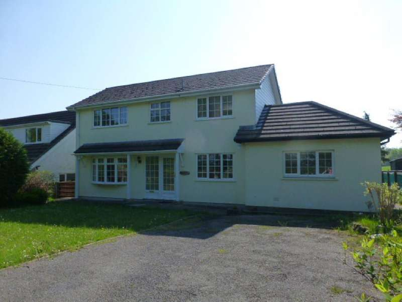 4 Bedrooms House for sale in Penrhiwgaled Lane, New Quay, Ceredigion