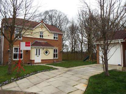 4 Bedrooms Detached House for sale in Ambleway, Walton-Le-Dale, Preston, Lancashire