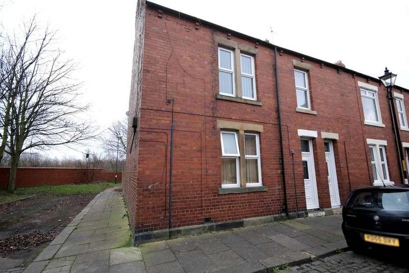 3 Bedrooms Flat for sale in Saint Paul's Road, Jarrow