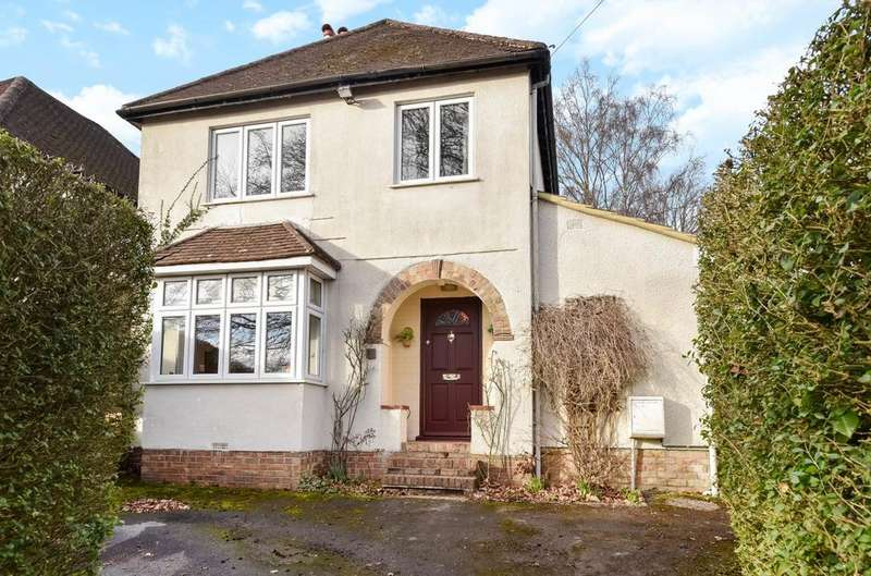 3 Bedrooms Detached House for sale in Fir Tree Avenue, Haslemere, GU27
