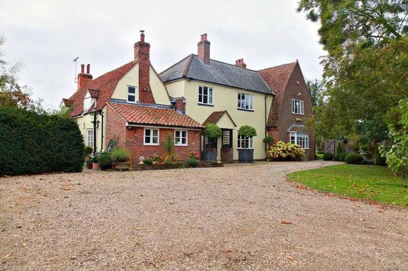 6 Bedrooms Detached House for sale in Barnhall Road, Tolleshunt Knights