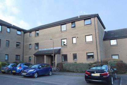 2 Bedrooms Flat for sale in Forthview, Stirling