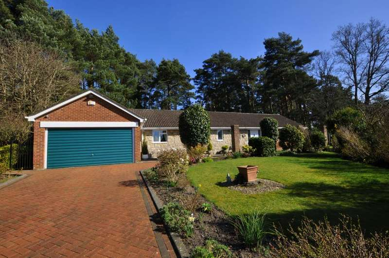 4 Bedrooms Bungalow for sale in Ringwood, BH24 2NF