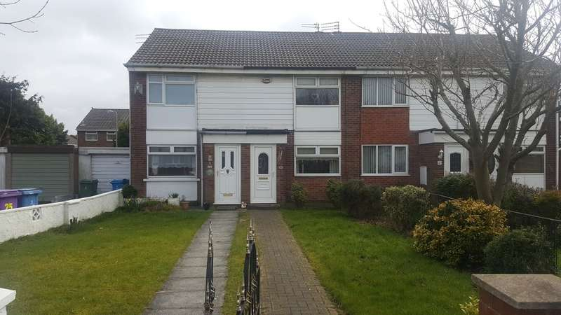 2 Bedrooms Town House for sale in Stanfield Avenue, Liverpool, L5
