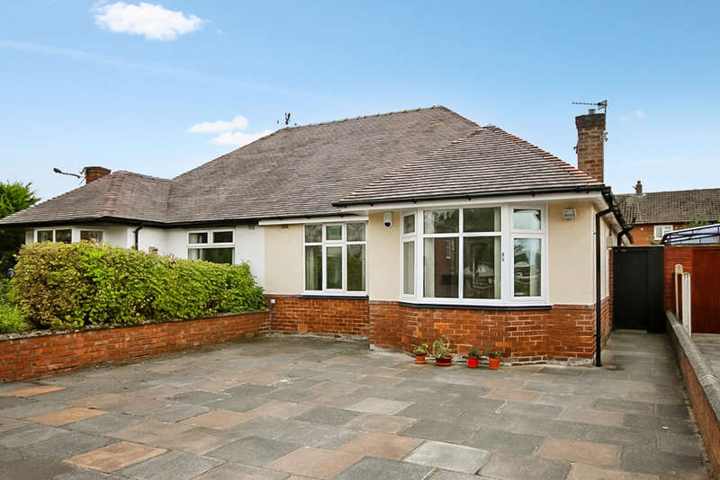 2 Bedrooms Semi Detached Bungalow for sale in Radnor Drive, Churchtown, Southport