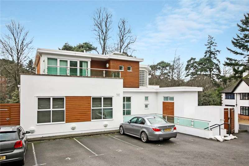 2 Bedrooms Flat for sale in Branksome Wood Road, Bournemouth, Dorset, BH4