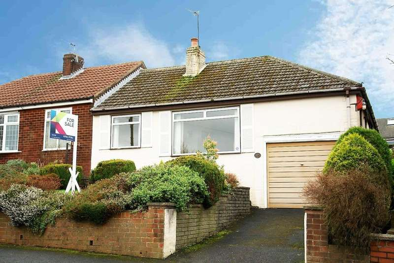 2 Bedrooms Semi Detached Bungalow for sale in 44 Netherhouse Road, Shaw