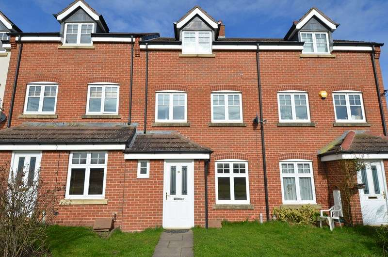 4 Bedrooms Terraced House for sale in Southern Drive, Kings Norton, Birmingham
