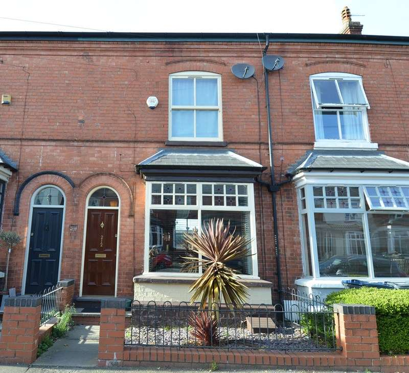 3 Bedrooms Terraced House for sale in Station Road, Kings Heath, Birmingham