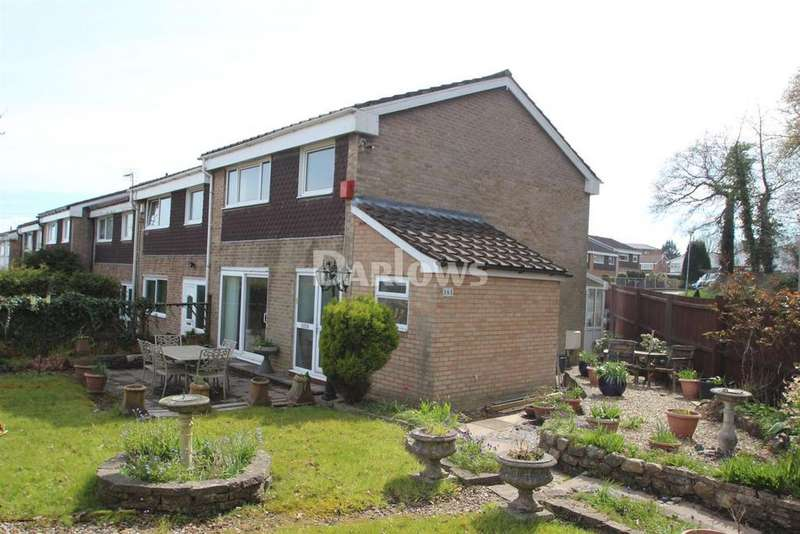 3 Bedrooms End Of Terrace House for sale in Ael-y-bryn, Llanedeyrn