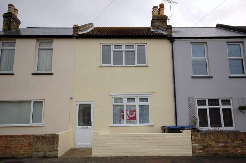 3 Bedrooms Terraced House for sale in Grafton Rise, Herne Bay