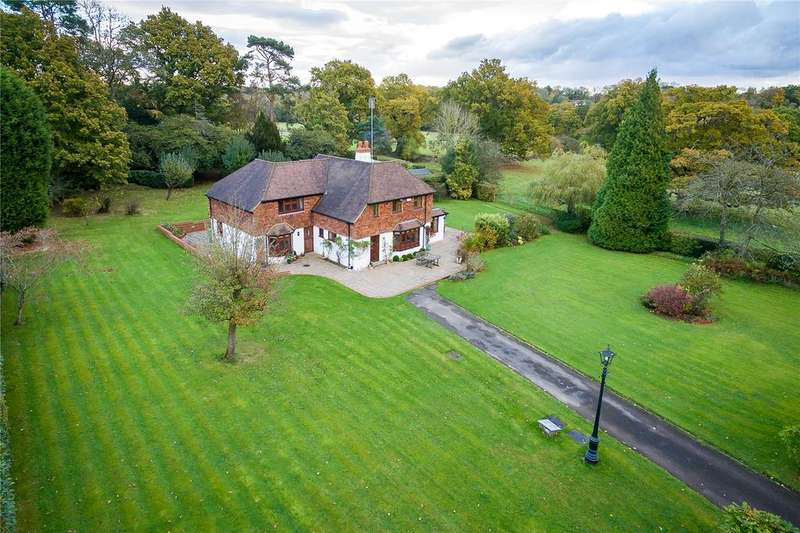 4 Bedrooms Detached House for sale in Friday Street, Ockley, Dorking, Surrey