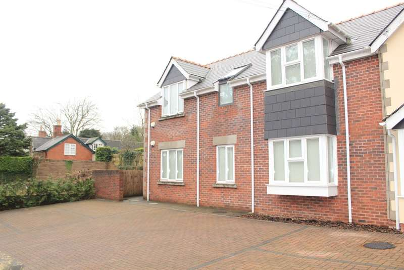 2 Bedrooms Apartment Flat for sale in Lisvane Road, Lisvane, Cardiff
