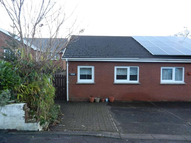 2 Bedrooms Semi Detached Bungalow for sale in Graig Road, Glais, Swansea