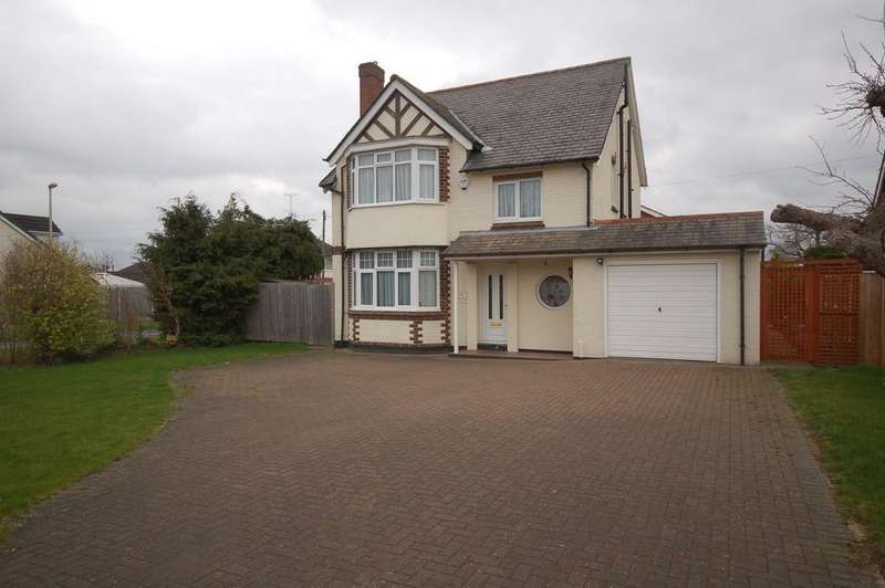 3 Bedrooms Detached House for sale in Oakfield Road, Blacon