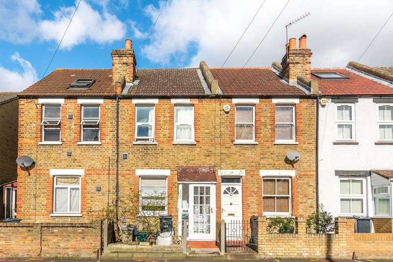 2 Bedrooms Terraced House for sale in Myrtle Road, Hounslow, TW3