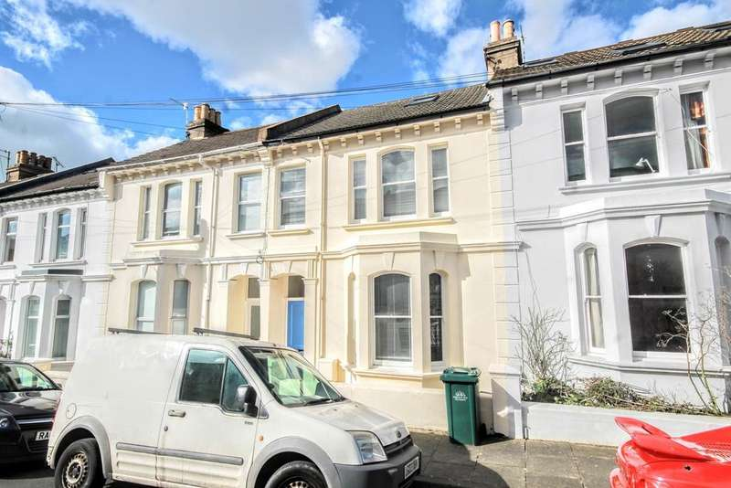 4 Bedrooms Terraced House for sale in Upper Wellington Road, Brighton, BN2