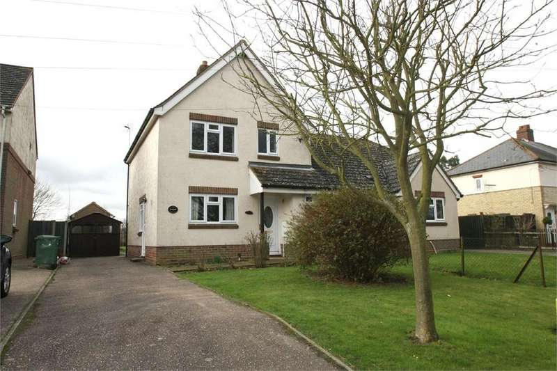 3 Bedrooms Semi Detached House for sale in Church Road, Bulmer, SUDBURY, Essex
