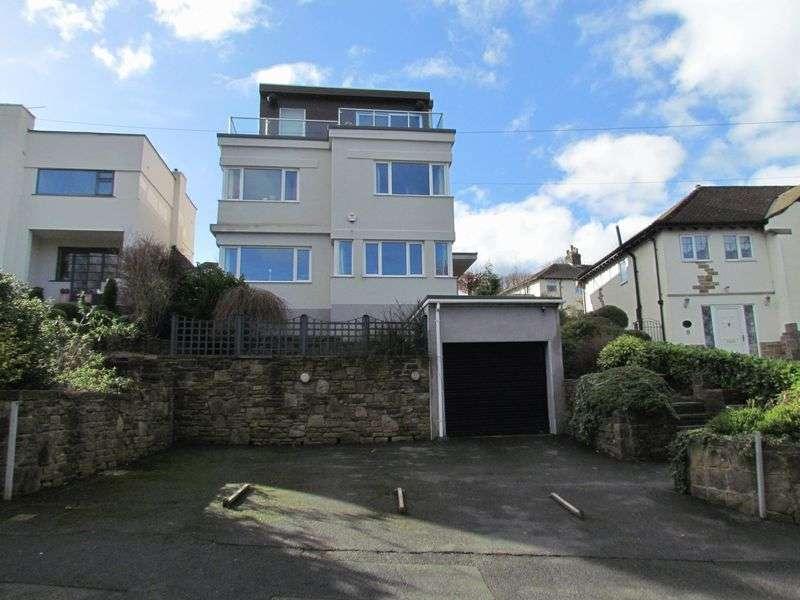 5 Bedrooms Detached House for sale in Grange Park Drive, Bingley