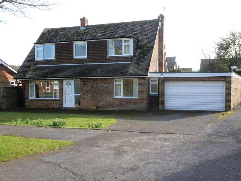 4 Bedrooms Detached House for sale in Inglewood Drive, Aldwick, Bognor Regis PO21