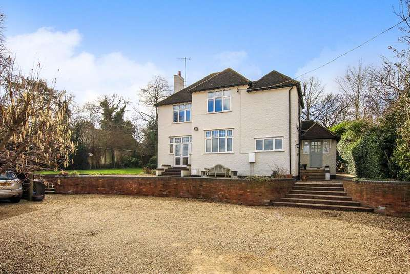 5 Bedrooms Detached House for sale in Limber, Dudswell Lane, Dudswell, Hertfordshire, HP4