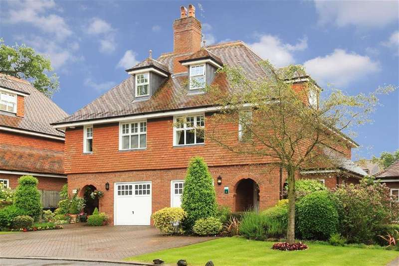 3 Bedrooms Semi Detached House for sale in Holbrook Gardens, Aldenham, Hertfordshire