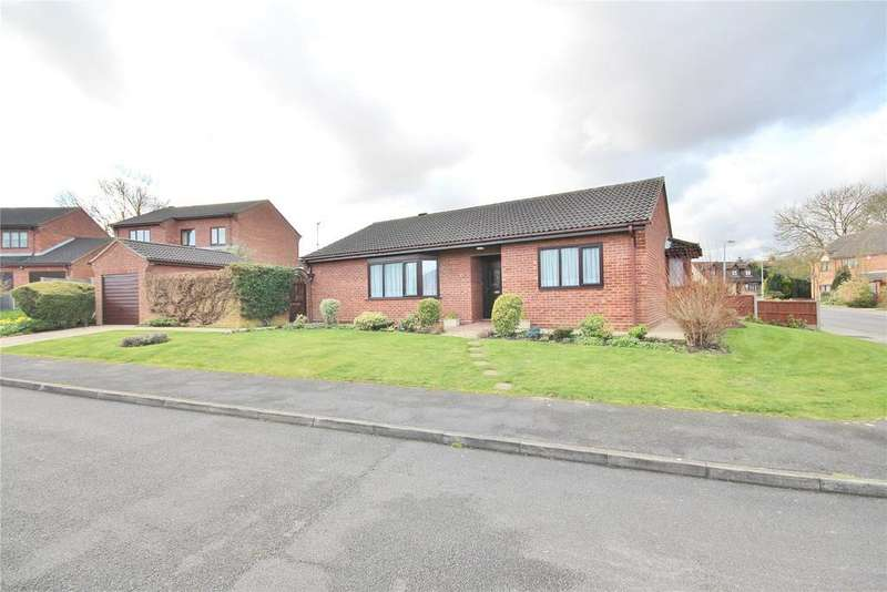 3 Bedrooms Detached Bungalow for sale in Harvest Close, Metheringham, LN4