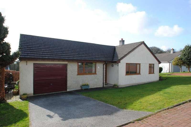 3 Bedrooms Bungalow for sale in Serpells Meadow, Polyphant
