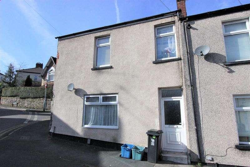 3 Bedrooms End Of Terrace House for sale in Blewitt Street, Newport, Newport. NP20 4DA