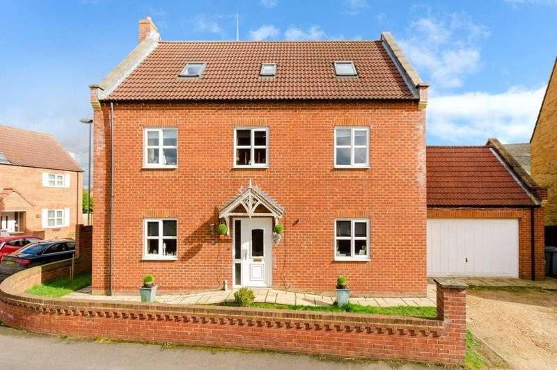 6 Bedrooms Detached House for sale in Sampey Way, Billingborough, Sleaford, NG34