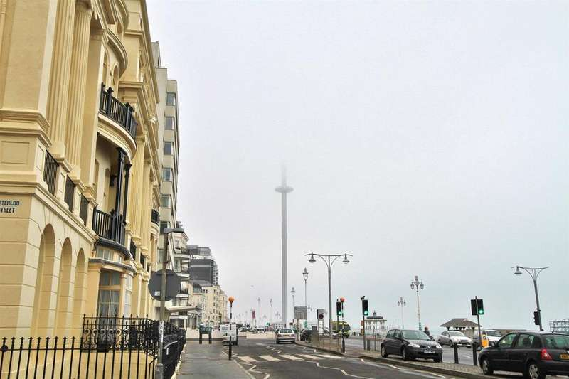 1 Bedroom Flat for sale in Lower Market Street, Hove
