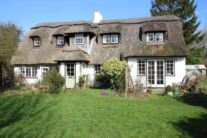 4 Bedrooms Cottage House for sale in EDNEYS LANE, DENMEAD