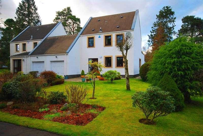 3 Bedrooms Link Detached House for sale in Airlie Court, Gleneagles Village, Auchterader ph3