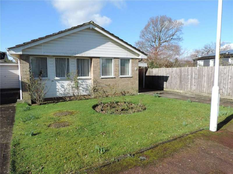2 Bedrooms Detached Bungalow for sale in Devonshire Close, Tunbridge Wells, Kent, TN2
