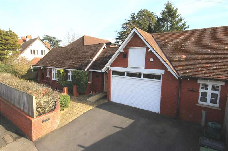 5 Bedrooms Detached House for sale in Rayleigh Road, Stoke Bishop, Bristol, BS9
