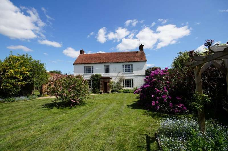 6 Bedrooms Detached House for sale in Oakhanger, Hampshire