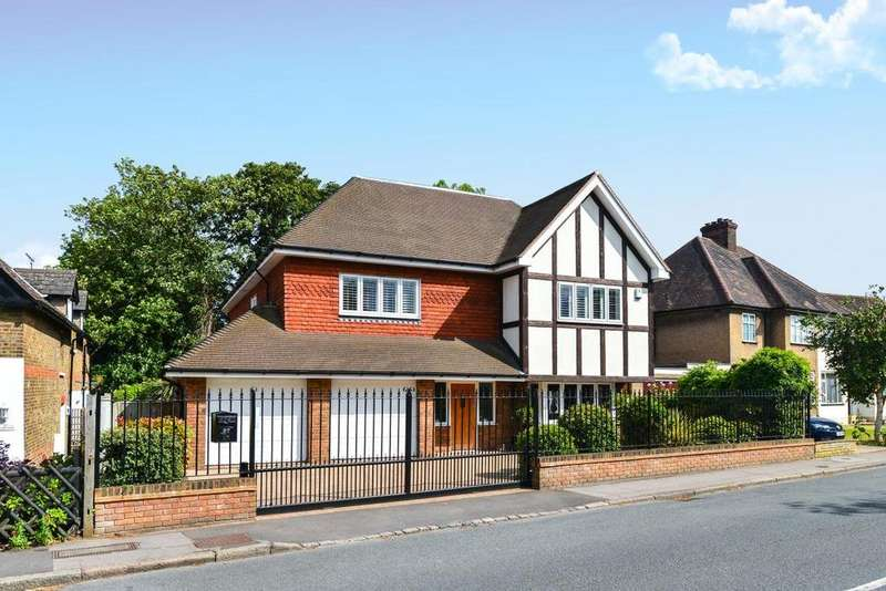 6 Bedrooms Detached House for sale in Scotts Lane, Shortlands, BR2